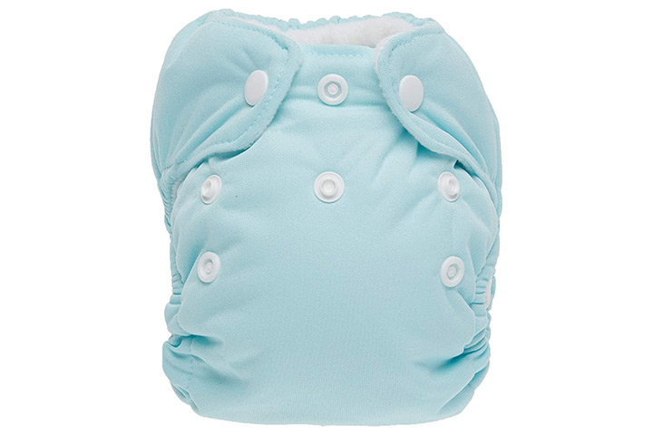 Thirsties All-In-One Cloth Diaper