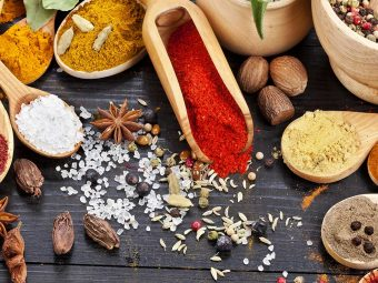 Top 10 Spices To Eat & Avoid During Pregnancy