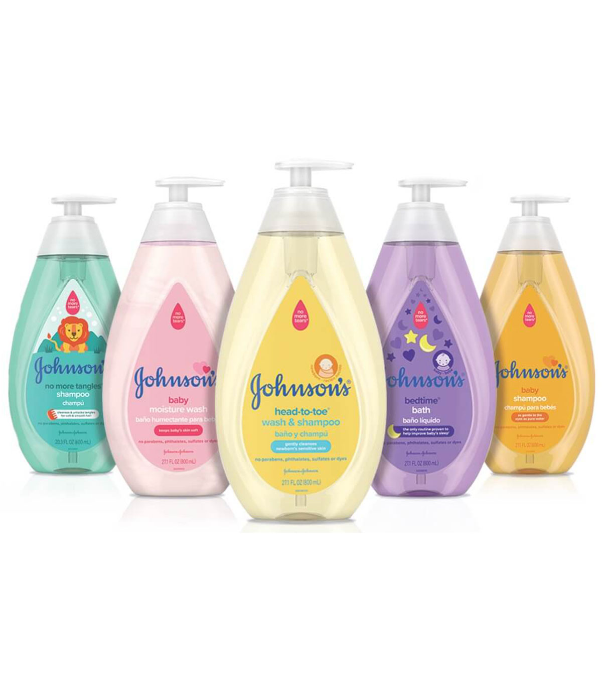 Top 11 Johnson Johnson S Baby Care Products