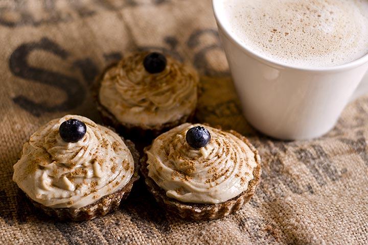 Quick Vegan Vanilla Cupcakes For Kids