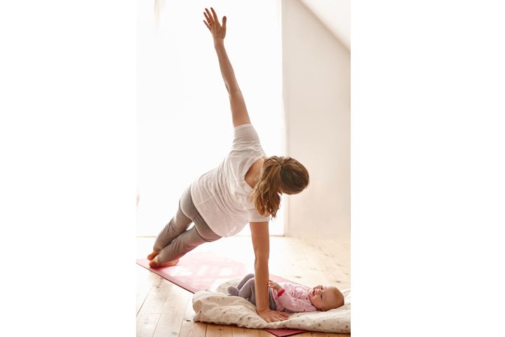When To Exercise After Delivery