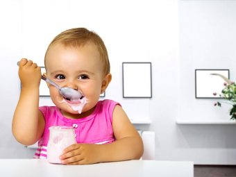 10 Yummilicious Yogurt Recipes For Your Baby