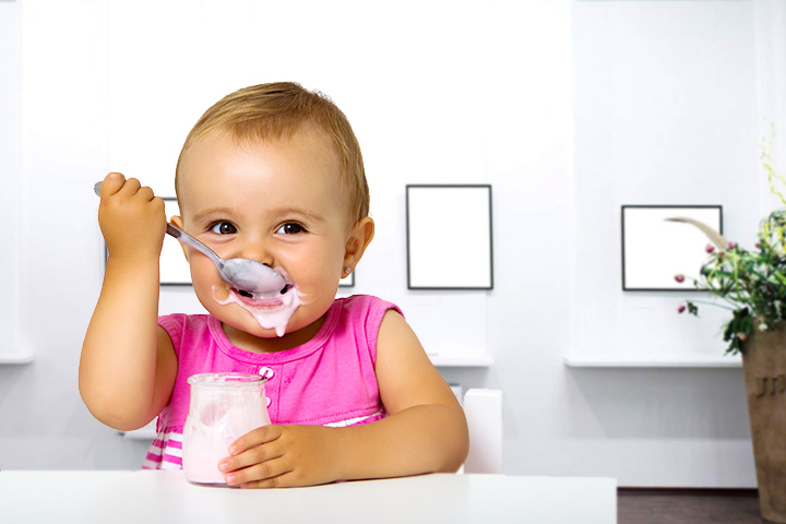 Yogurt Recipes For Your Baby
