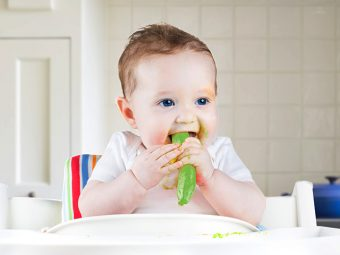 5 Quick And Easy Zucchini Recipes For Babies
