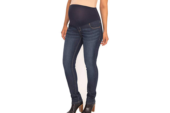 Great Expectations Petite Full-Panel Skinny Jeans