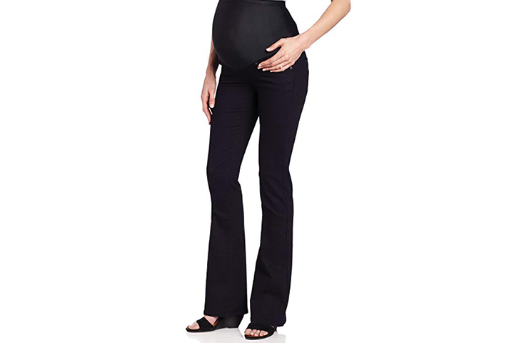 James Jeans Women's Maternity Jules Trumpet Leg Jean