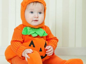 10 Easy Homemade Halloween Costumes For Babies