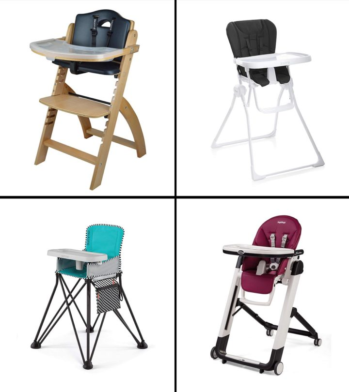 15 Best High Chairs For Your Baby in 2021