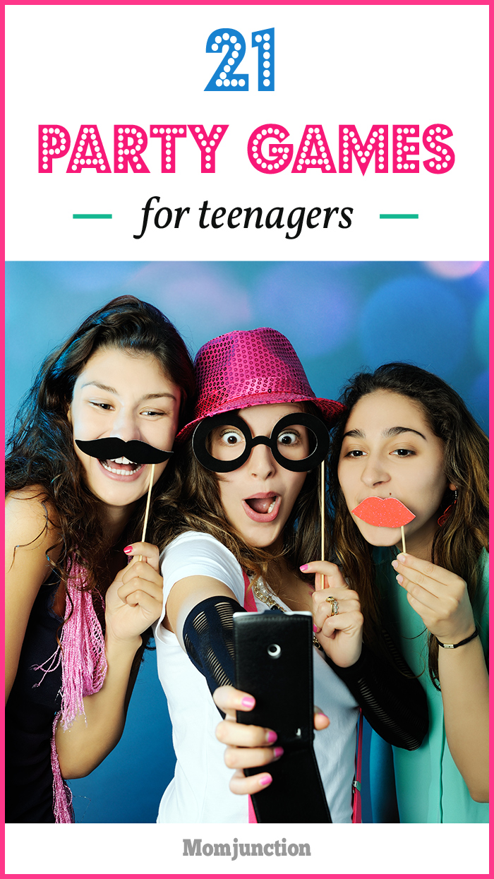 fun games to play in online groups for teenagers