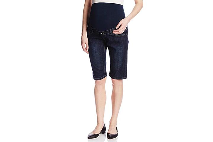 Lilac Maternity Women's Maternity Bermuda Shorts