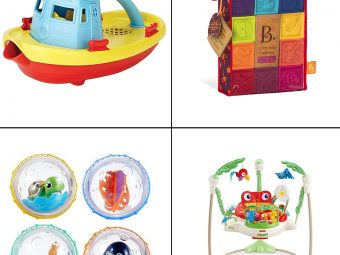 25 Best Toys For 6-Month-Old Babies In 2021