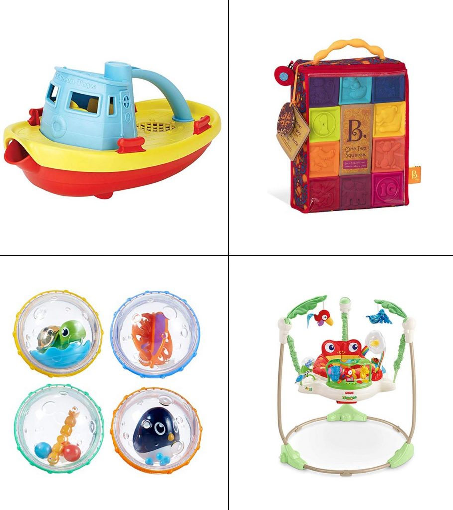 Float-Alongs Tiny Tugboats Melissa /& Doug Children/'s Book Bath Book + 3 Floating Tugboat Toys, Great Gift for Girls and Boys - Best for Babies and Toddlers, 4, 5, 9 Month Olds, 1 and 2 Year Olds