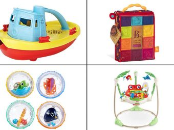 25 Best Toys For 6-Month-Old Baby In 2019