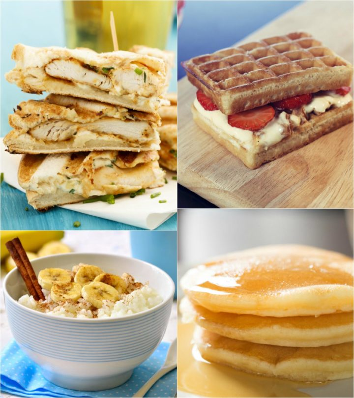Delicious Breakfast Ideas And Recipes For Toddlers