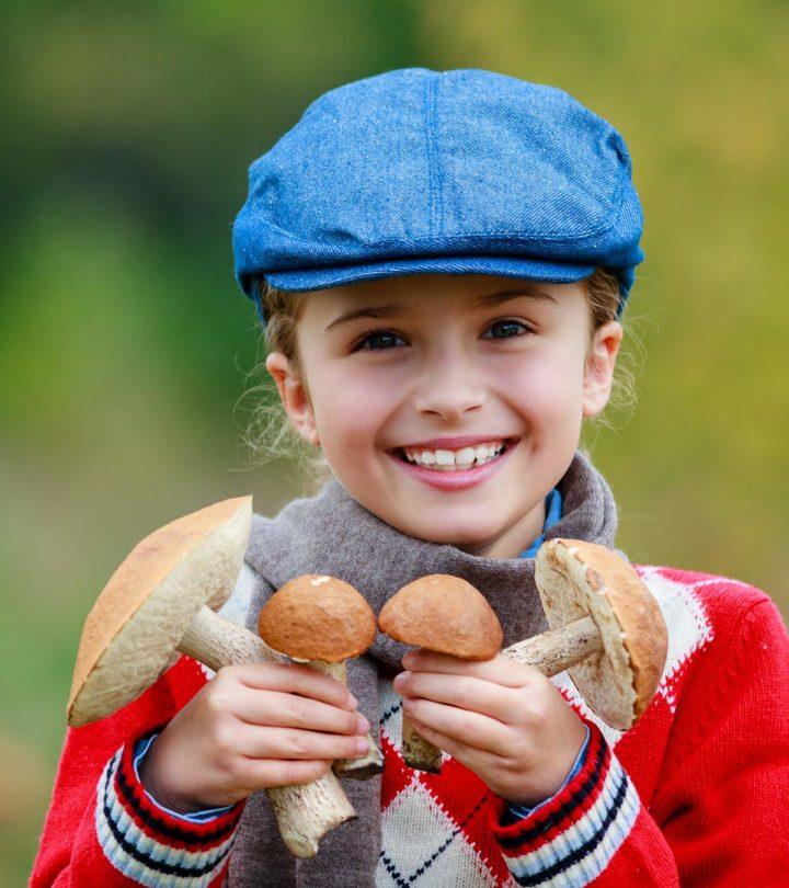 Mushrooms For Kids