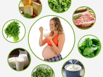 8 Vitamin K Rich Foods You Should Take During Pregnancy