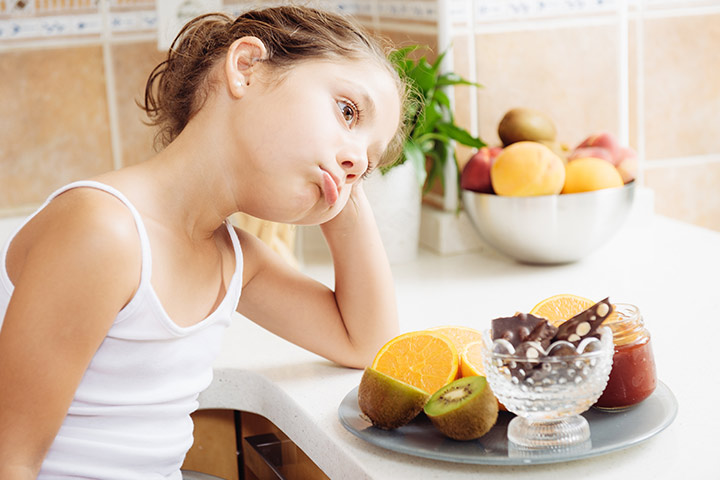 Appetite In Toddlers and Children Images