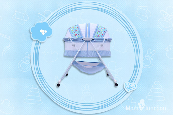 Apple Baby Baby Bassinet
