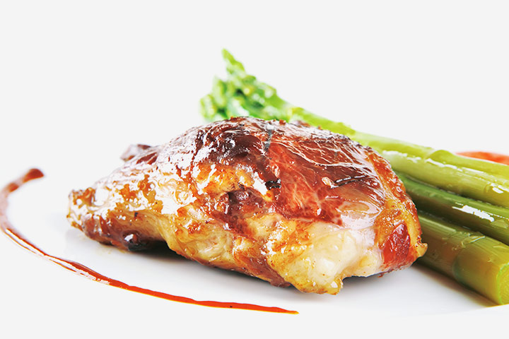 Asparagus And Chicken Recipe