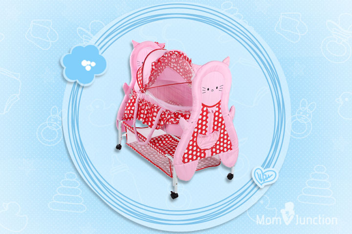 Baby Bassinet KDD182 By Blubud