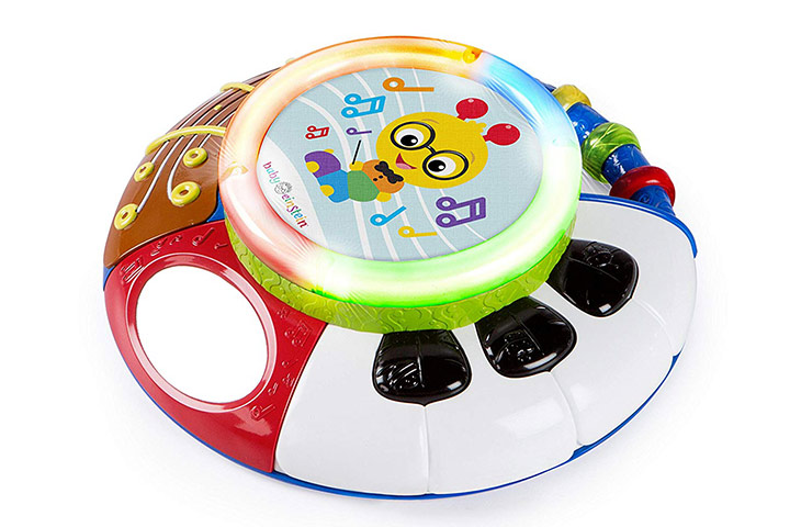 Baby Einstein Music Explorer Musical Toy with Lights and Melodies