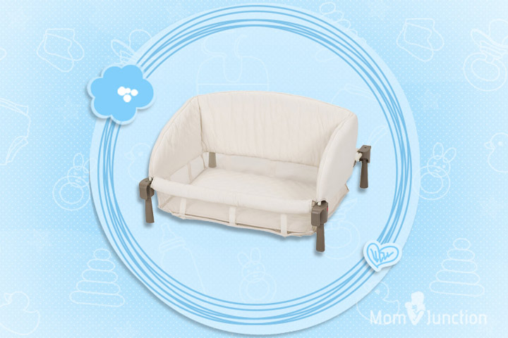 Baby Trend Close N Cozy Stand Alone Bassinet