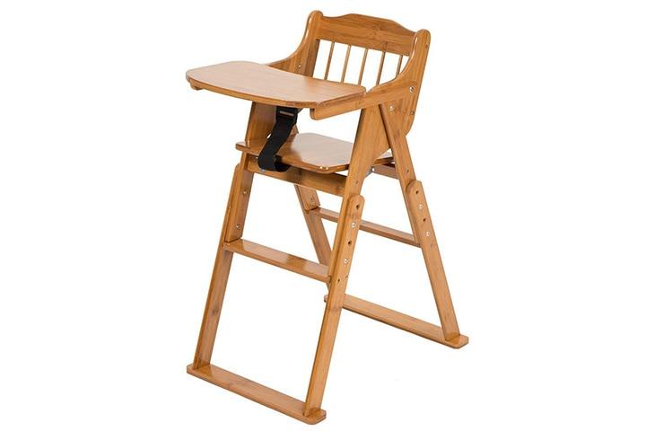Baby Wood High Chair