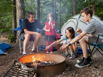 10 Fun Backyard Camping Ideas For Kids