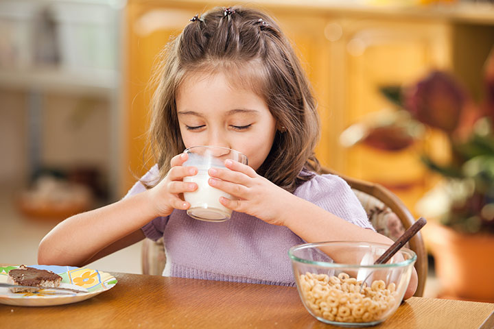 Benefits Of Milk For Kids