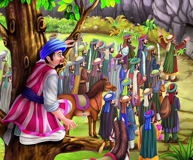 The Timeless Ali Baba And The Forty Thieves Story
