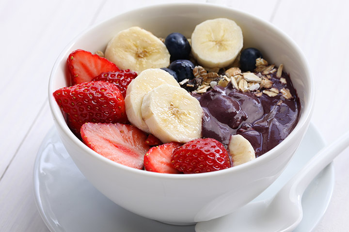 Bowl Of Acai Berry