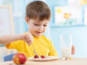 Top 10 Healthy Breakfast Ideas For Kids