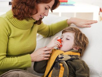 Breathing Problems In Children - Causes, Symptoms And Treatment