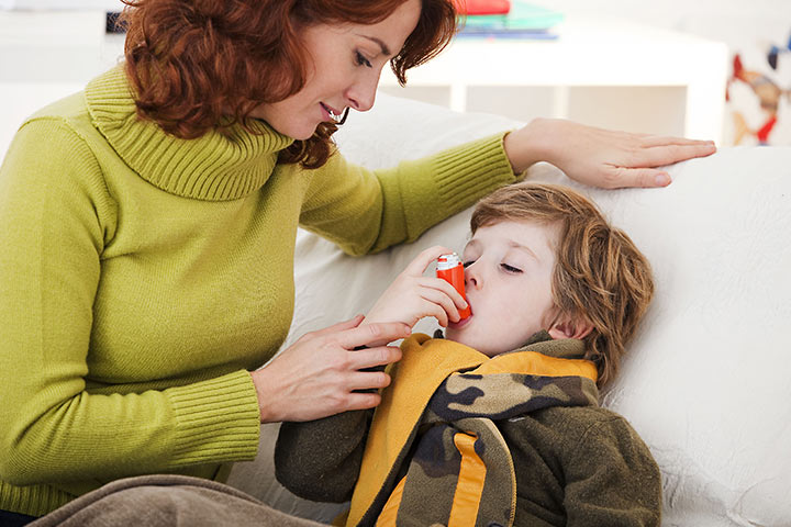 Breathing Problems In Children