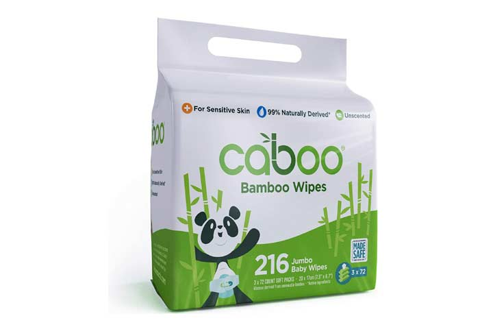 Caboo Bamboo Wipes