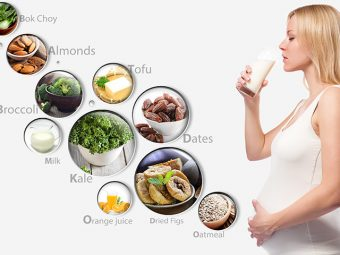 10 Calcium Rich Foods You Should Eat During Pregnancy