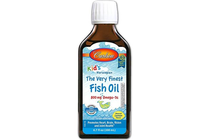 11 health benefits of omega 3 for kids for Fish oil for children