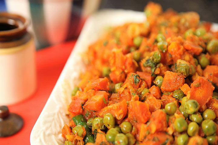 Carrots And Peas