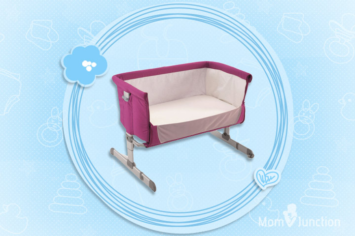 Chicco Next2Me Co Sleeping Crib