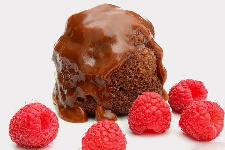 Chocolate Caramel Pudding