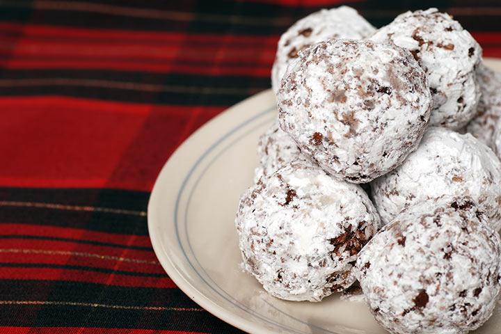 Cocoa Snowball