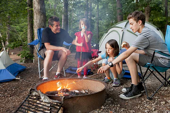 10 Fun Backyard Camping Ideas And Checklist For Kids Backyard Campout Ideas For Teens on camping party ideas for teens, backyard party ideas for teens, camping checklist for teens,