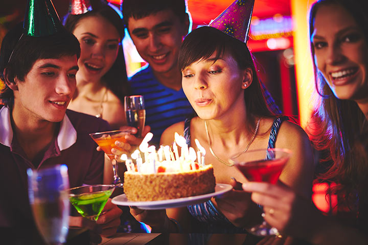 Cool Teen Birthday Party Ideas And Games