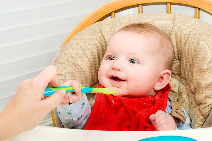 Delicious Wholesome Baby Food Recipes