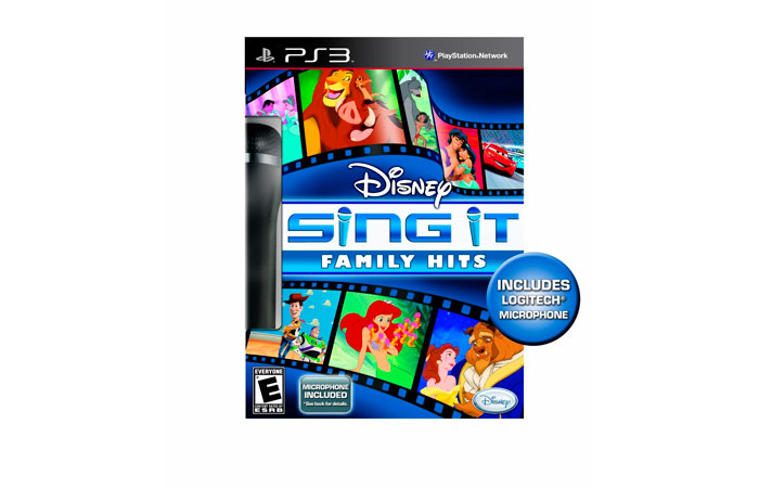 Disney Sing It Family Hits 14