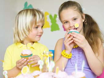 10 Delicious Easter Cupcake Ideas For Kids
