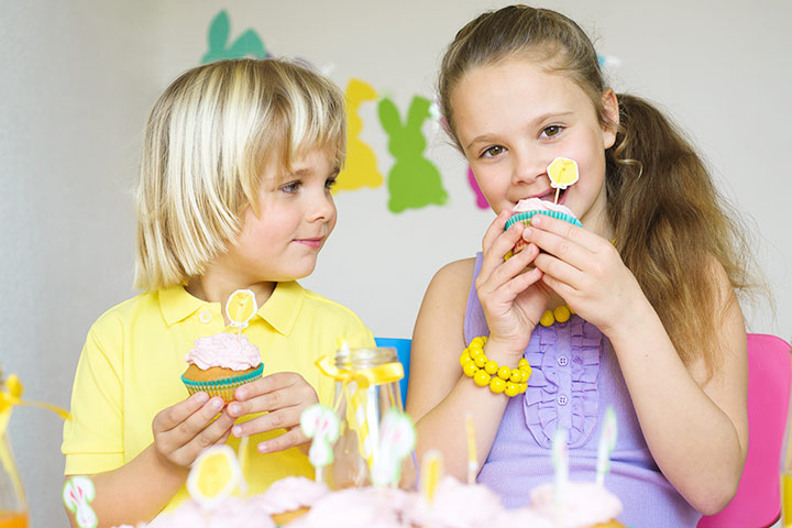 Easter Cupcake Ideas For Kids