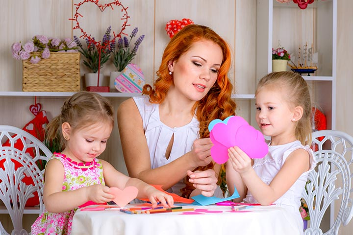 Family Craft Ideas For Your Kid