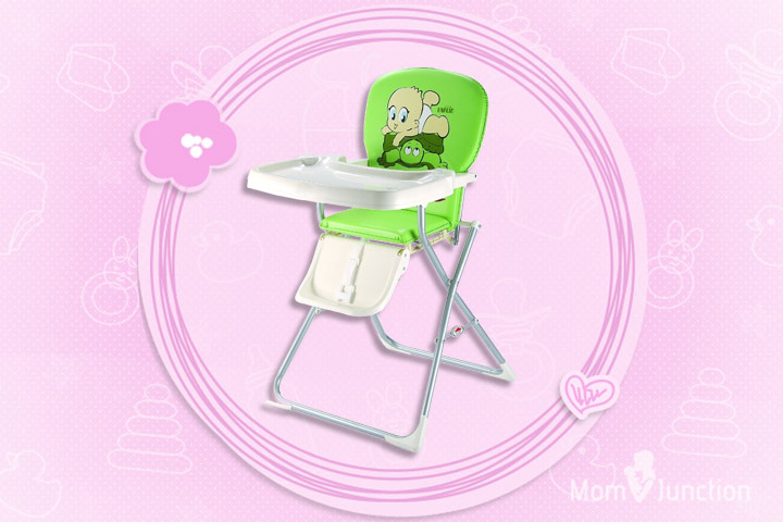 Farlin Green Feeding High Chair