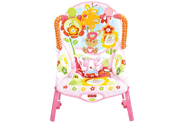 Fisher-Price Infant-to-Toddler Rocker Bouncer
